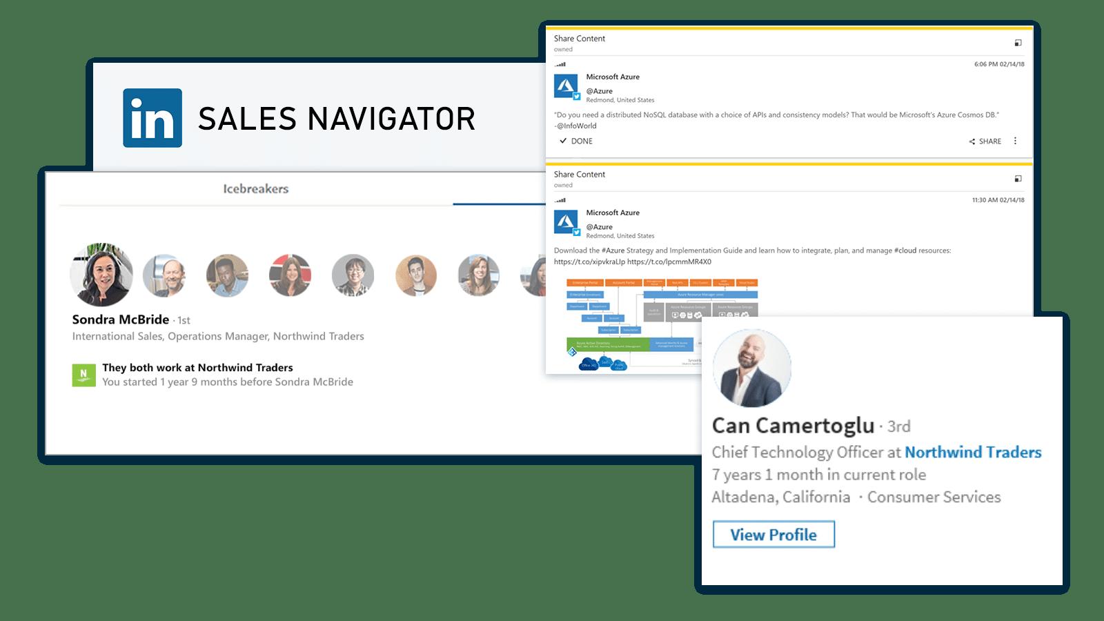 Relaties ontwikkelen met persoonlijke betrokkenheid | Microsoft Dynamics 365 for Sales