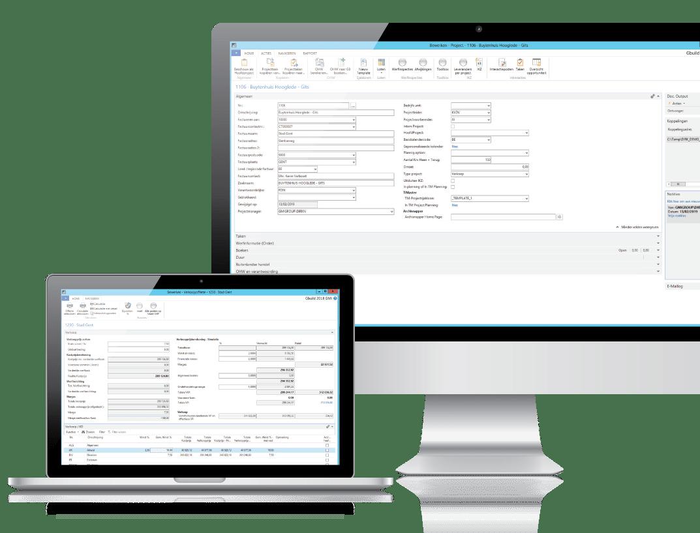 Bouwmanagement in één geïntegreerd platform | Gbuild van GMI group