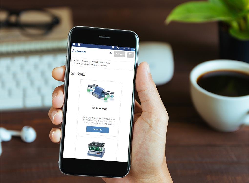 Online productcatalogus | GeCommerce van GMI group