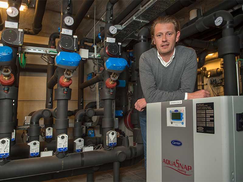 Installatiebedrijf en specialist in HVAC en sanitair kiest voor Gservice | GMI group