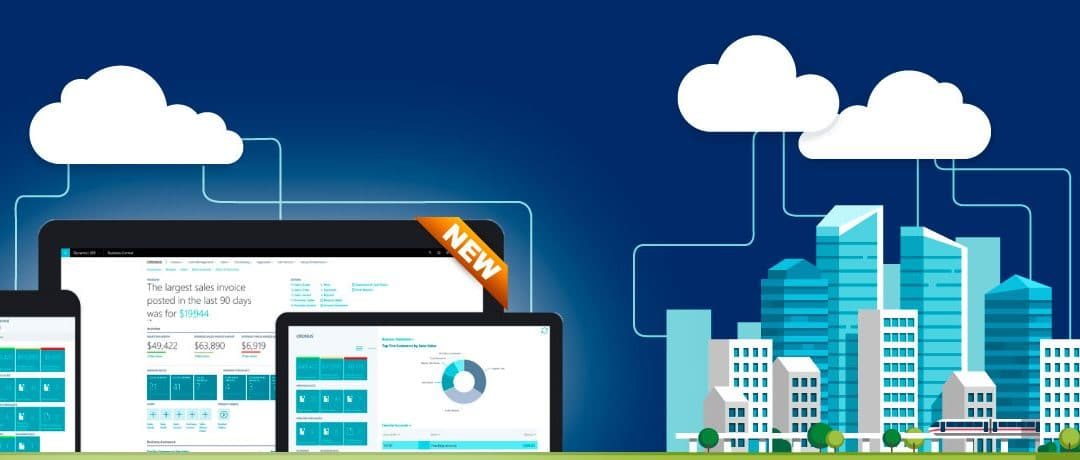 Dynamics 365 Business Central brengt de cloud naar de midmarket