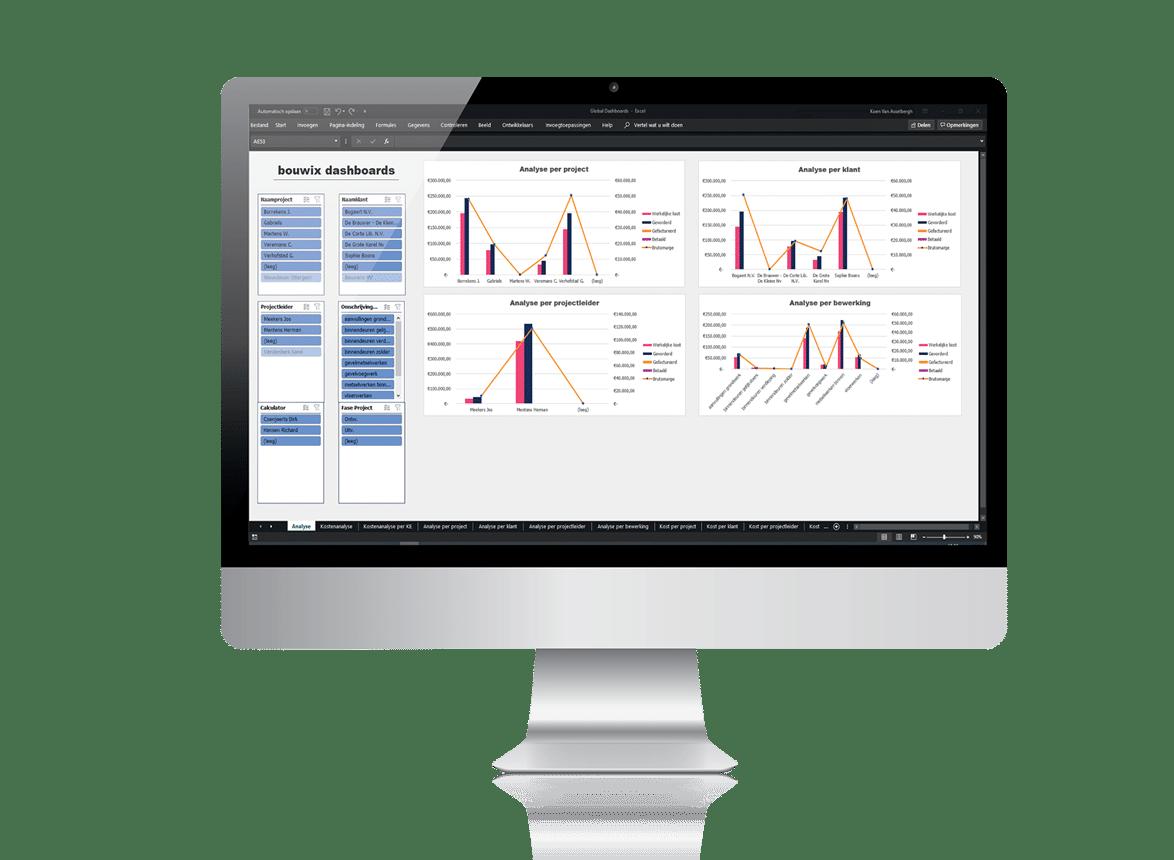 Een alles-in-één-tool voor KMO's in de bouw en installatie   bouwix van GMI group