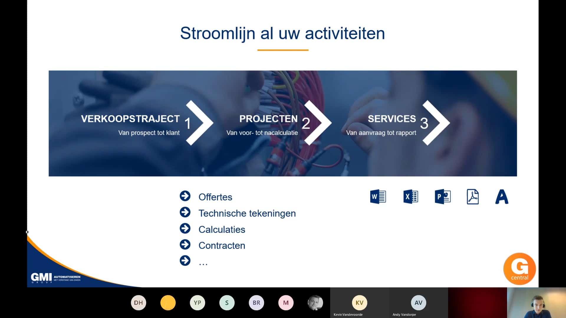 Webinar - Beter samenwerken en documenten delen met SharePoint