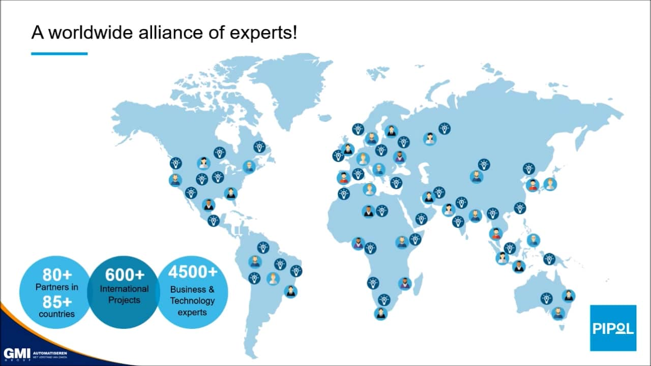 Gcentral Webcast - Simplify your international project with Pipol